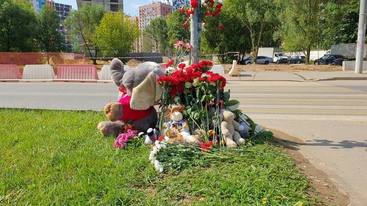 Под Вологдой похоронили двоих детей, сбитых 18-летней автоледи