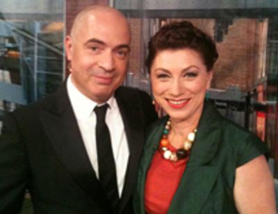 Михаил Грушевский пришел к Розе Сябитовой за невестой