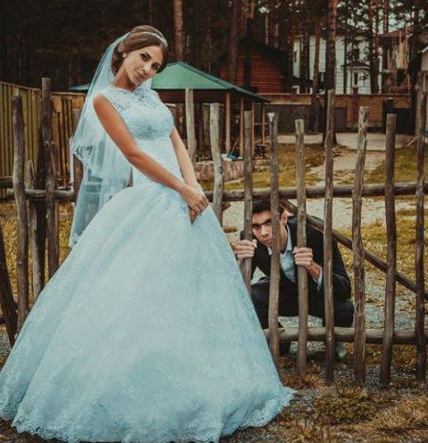 Егор и Мария поженились четыре года назад