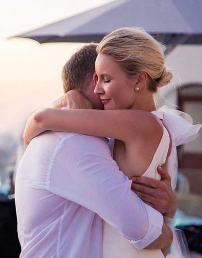 Елена Летучая вспомнила свадьбу за границей