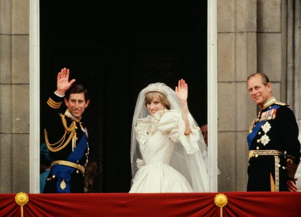 Принцесса Диана много лет была любимицей принца Филиппа