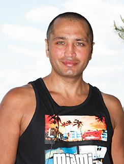 Рустам Солнцев - единственный мужчина в нашем списке