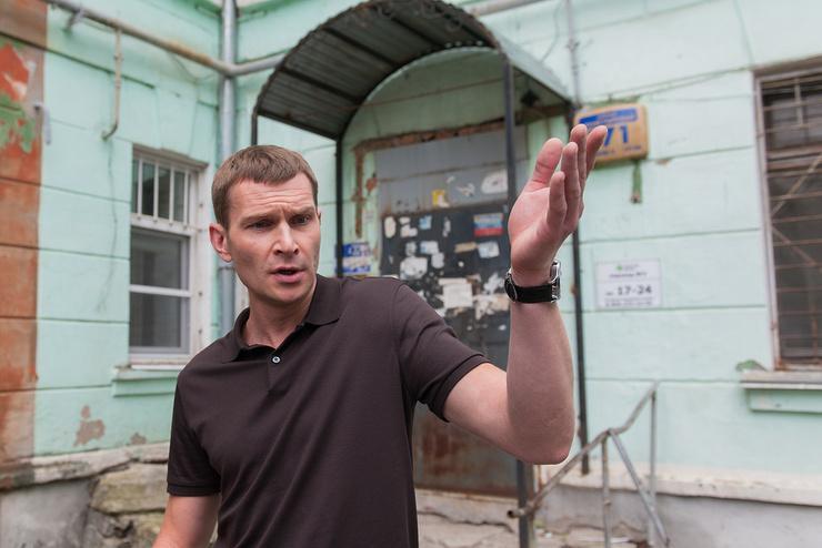 Николай Наумов считает, что Колян - это постоянное, непреходящее состояние русской души.