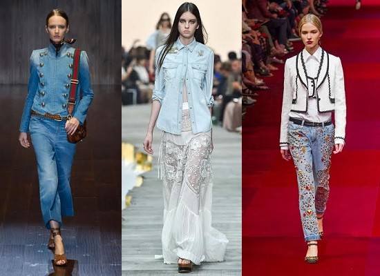 Показы Gucci, Roberto Cavalli, Dolce & Gabbana