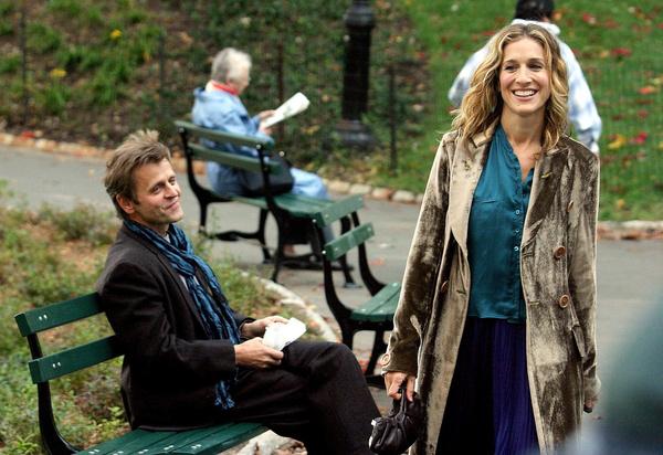 В последнем сезоне «Секса в большом городе» артист сыграл возлюбленного Кэрри Брэдшоу