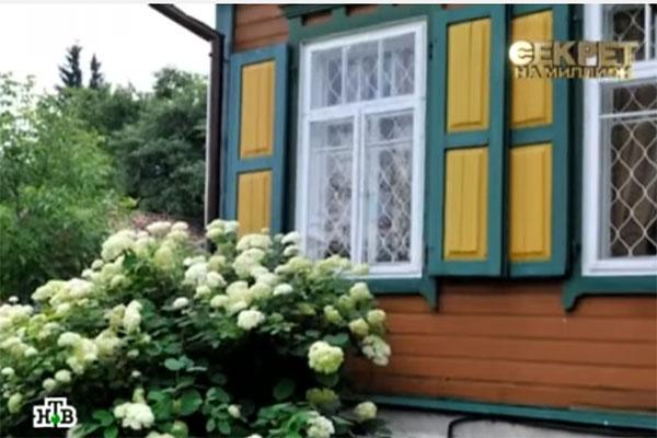 Дом в Литве достался Александру Васильеву от деда