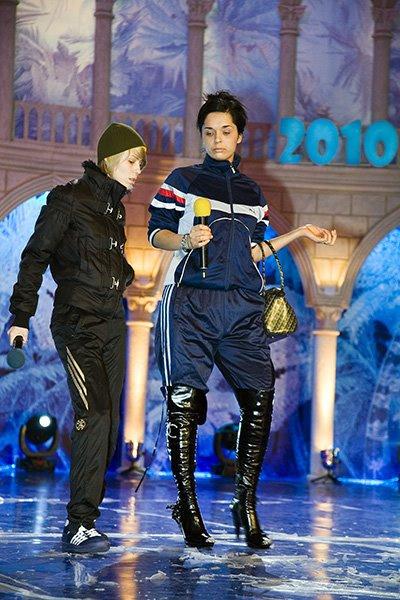 Ахмедова была капитаном команды КВН «25-я»