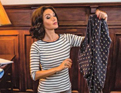 Юлия Такшина научила правильно проводить уборку в доме