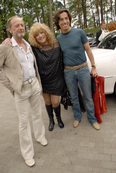 Задорнов и его жена дружили с Пугачевой и Галкиным