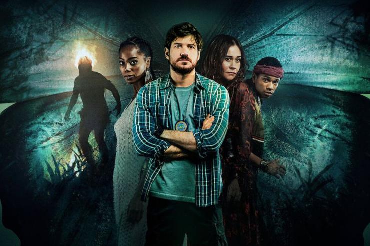 Это первый проект Netflix из Бразилии