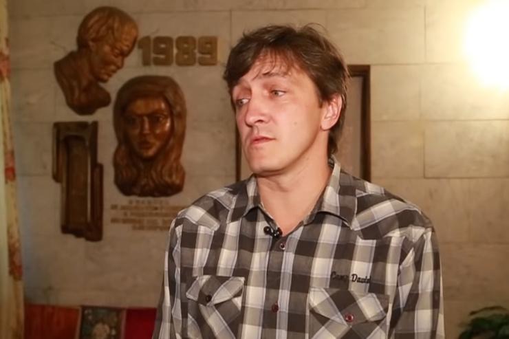 Александр Сычев — единственный выживший из хоккеистов команды «Трактор-73»