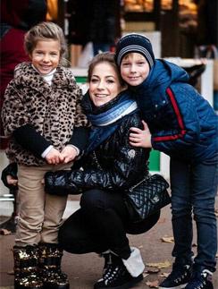 Юлия Барановская действовала в интересах своих детей