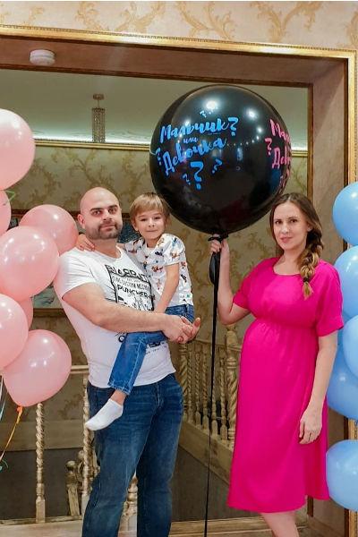 Ольга скоро станет мамой во второй раз