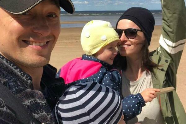 Сергей и Анна часто путешествуют с детьми