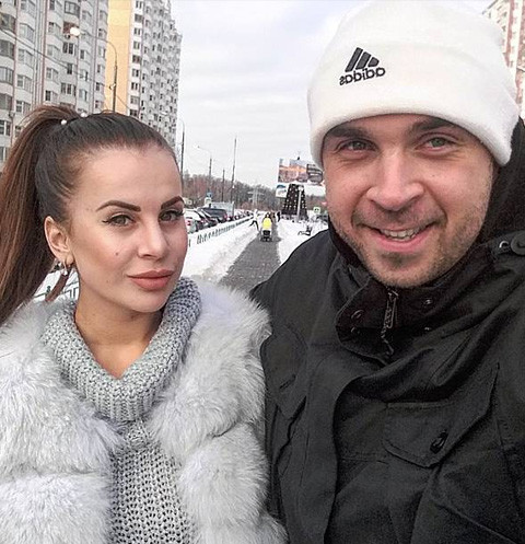 Ольга Ветер и Глеб Жемчугов