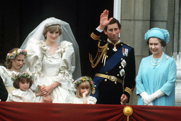Свадьба Дианы и Чарльза в 1981 году потрясла своей роскошью весь мир