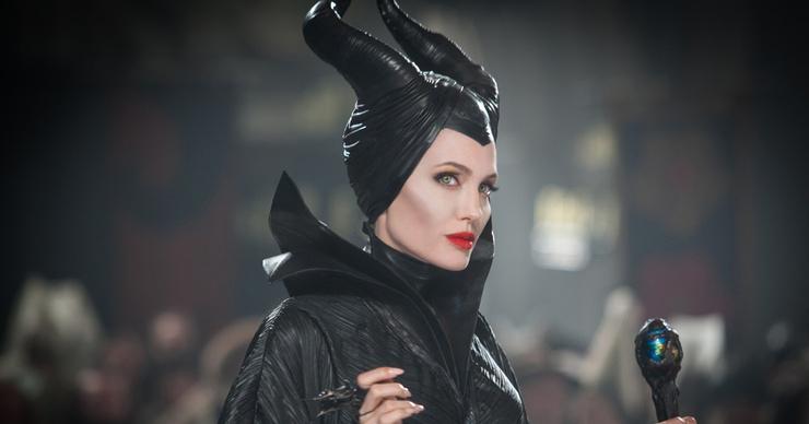 От Анджелины Джоли до Малефисенты: процесс перевоплощения актрисы в ведьму