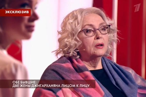 Татьяна Власова осталась одна спустя почти полвека брака с Арменом Борисовичем