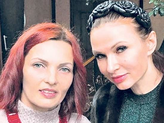 Диана и Эвелина Бледанс
