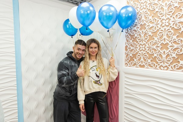 Роман и Марина женаты с 2019 года