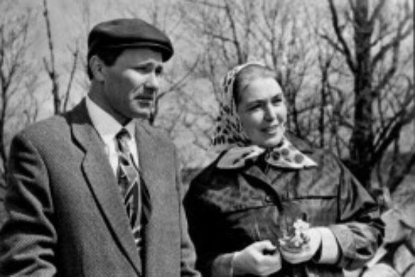 Василий Макарович и Лидия Николаевна не только были женаты, но и неоднократно работали вместе в кино