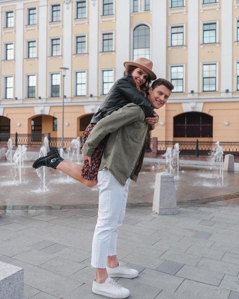 Александр и Алеся Энберт