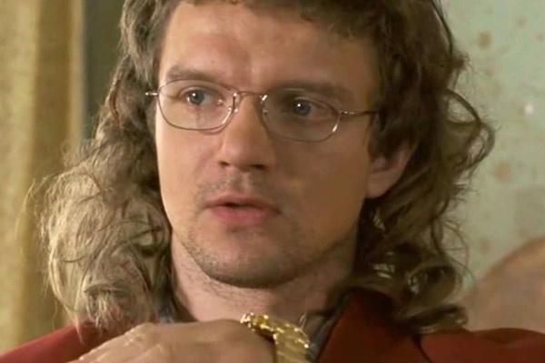 Владимир Епифанцев часто играет персонажей с необычным взглядом на мир