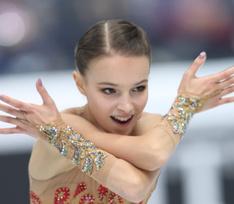 Анна Щербакова: «После победы на чемпионате мира у меня корона не выросла»