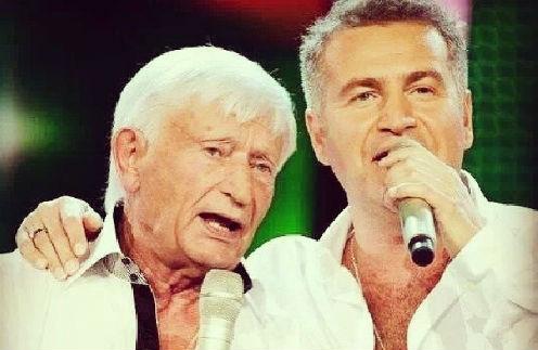 Леонид Агутин с отцом Николаем Петровичем
