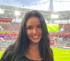 Анастасия Решетова появилась на телевидении без макияжа