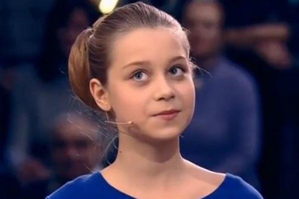 Внебрачная дочь Осина Анастасия Годунова