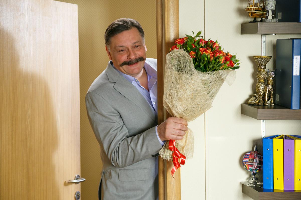 Дмитрий Назаров для зрителей давно стал символом сериала