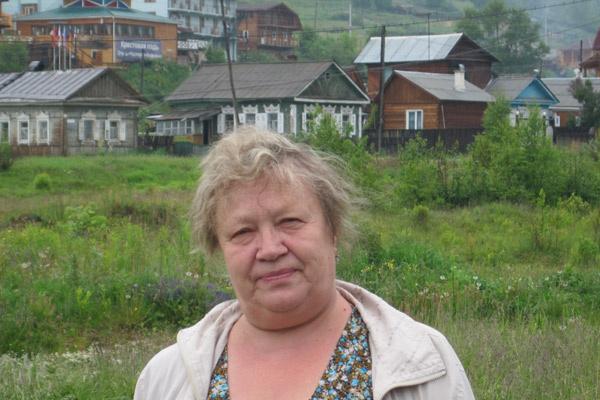...и маму Нину. Фото проявили после смерти