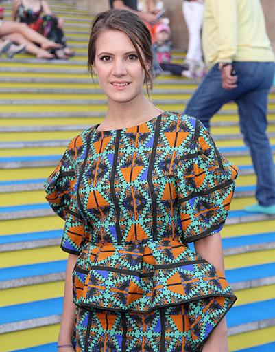 Кира Пластинина приехала в Сочи по работе - у нее здесь свой салон красоты, который очень нравится звездам