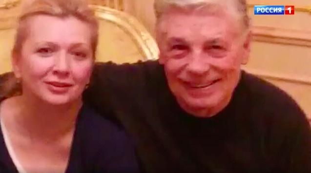 Валерий и Татьяна познакомились в Интернете