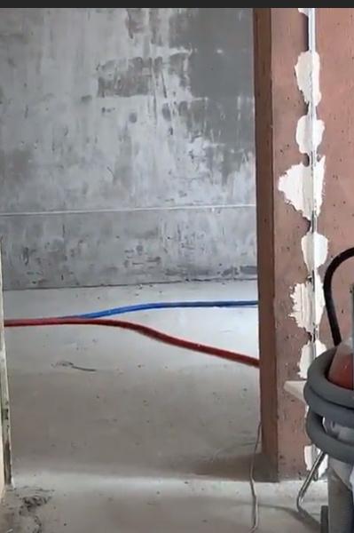 Рита показала стены новой квартиры
