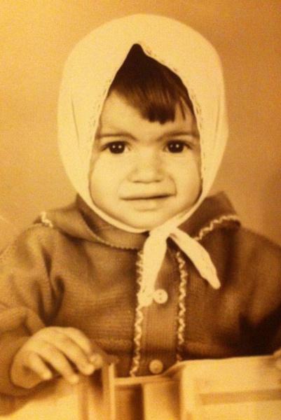 Маленькая Агния с детства мечтала стать актрисой
