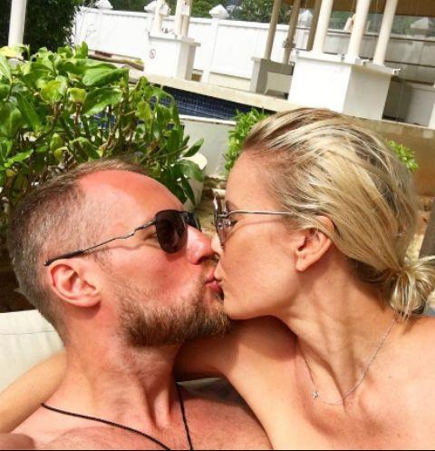 Лена Летучая и Юрий Анашенков проведут медовый месяц на Мальдивах