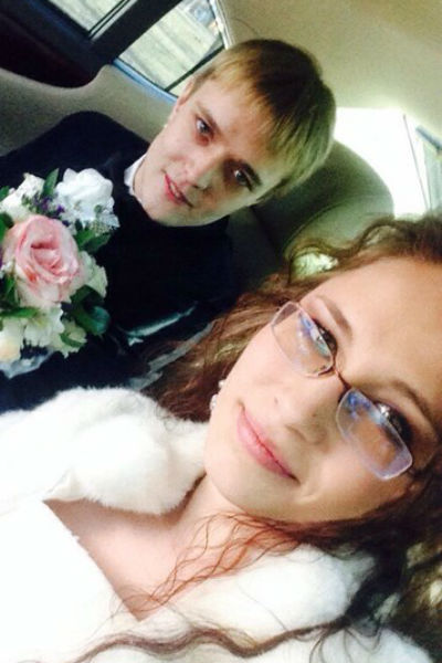 Сергей Зверев-младший и Мария Бикмаева