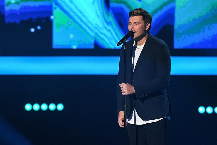 Дмитрий Клинаев пришел в шоу «Голос», о котором мечтал его сын
