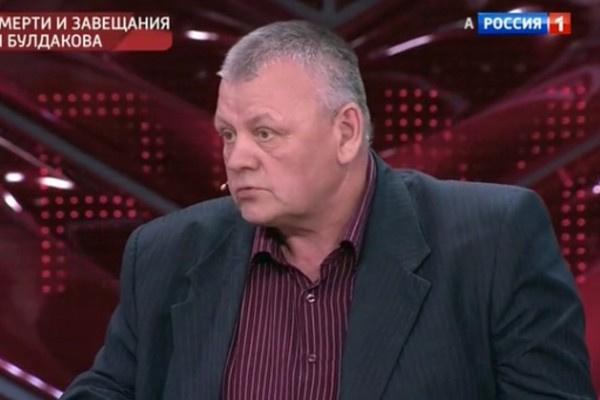 У Алексея Булдакова нашелся брат