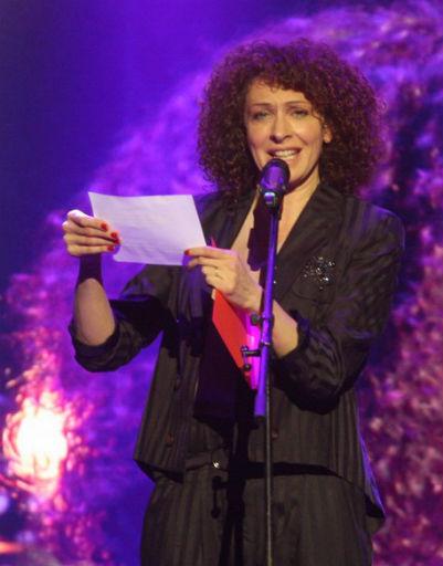 Ксения Раппопорт вручила приз победителю в номинации «Наука и жизнь»