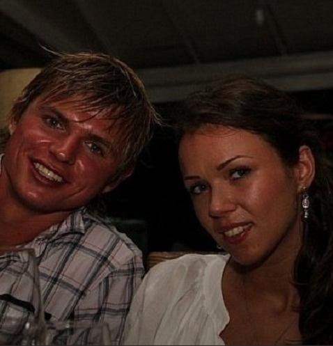 Дмитрий и Оксана Тарасовы развелись около семи лет назад