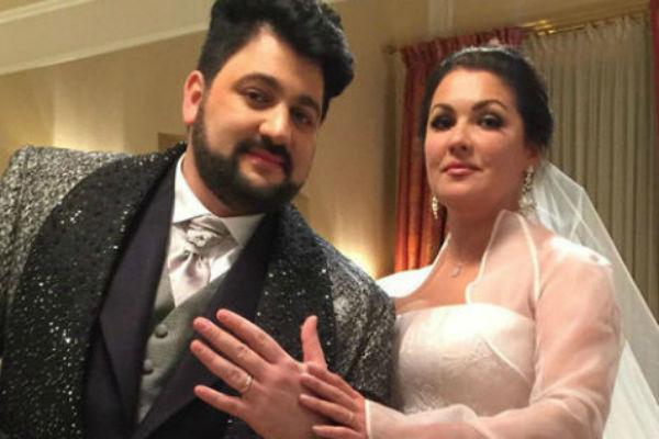 Юсиф и Анна женаты почти три года