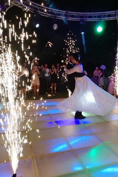 Свадебный танец Аиды и Хассана