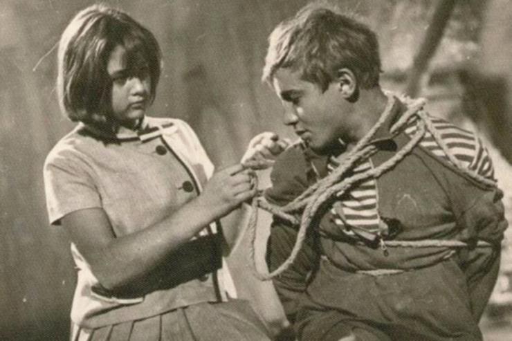 Евгений Шерстобитов пригласил актрису в картину «Акваланги на дне»