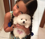 Ксения Бородина купила дочери игрушку за 90 тысяч рублей