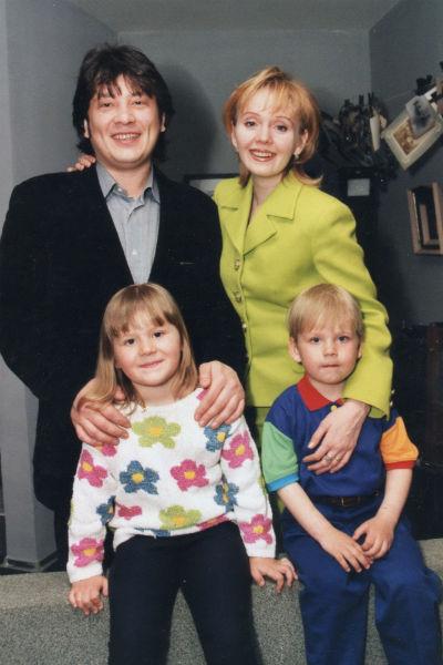 Супруги были женаты 10 лет, и за это время у них появилось трое детей