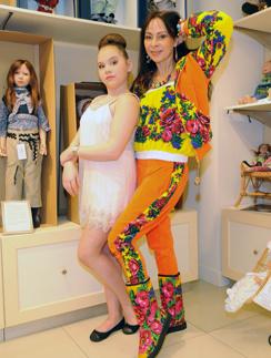 Марина Хлебникова после развода со вторым мужем одна воспитывает 14-летнюю дочь Доминику