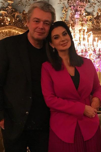 Александр и Екатерина вместе более 30 лет